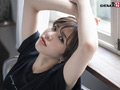 長身ショートカットのハンサム女子AV debut 滝沢ライラ-1