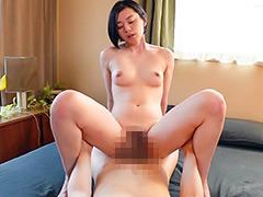 平井栞奈 34歳 AV DEBUT