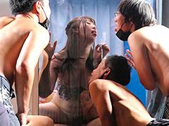 真夏の逆転マジックミラー号「 海水浴中の素人ビキニ娘の大胆SEXをナマで見たくないですか?」美巨乳限定ナンパGETスペシャル!!変態男達の前で見られているとは知らずに大胆ナマSEXを披露! パート6