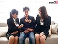 1 か月間禁欲中の新卒女子社員の2人 中山琴葉 宮崎リン-2