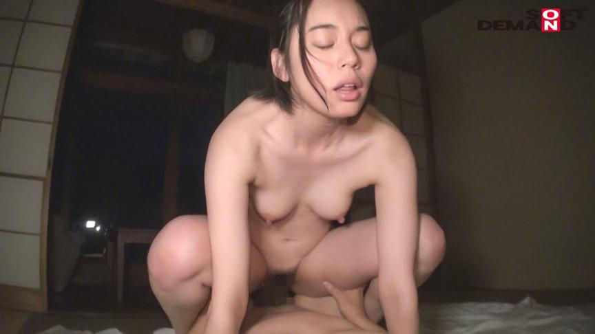 平井栞奈 34歳 最終章 温泉旅行で人生初の生中出し 画像 10