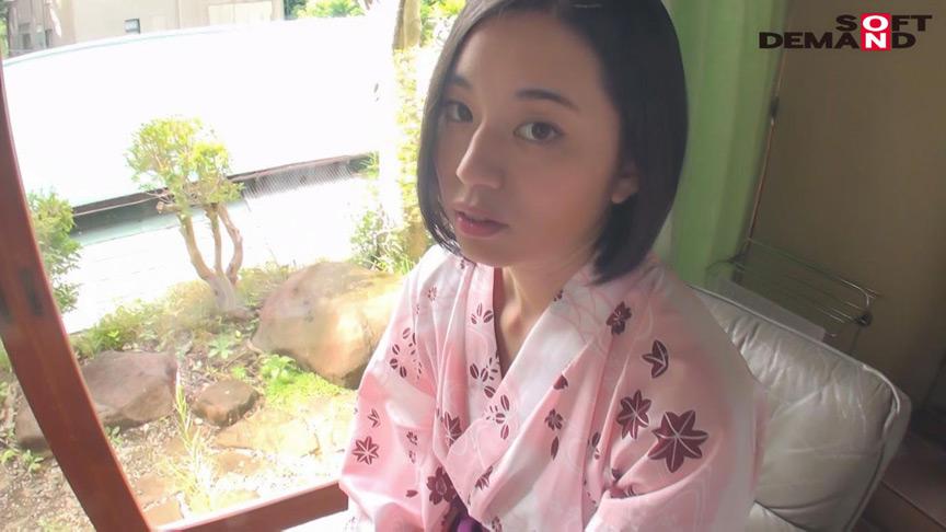 平井栞奈 34歳 最終章 温泉旅行で人生初の生中出し 画像 13