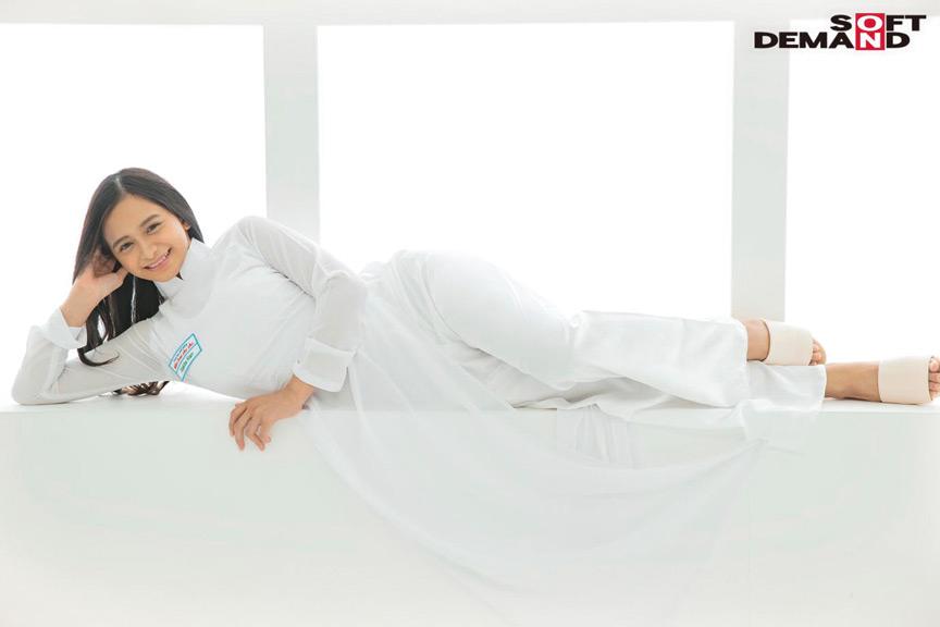 145cmベトナム生まれの激イキボディ アオザイを着たあの子。褐色美少女 咲田ラン SOD専属AVデビュー 8枚目