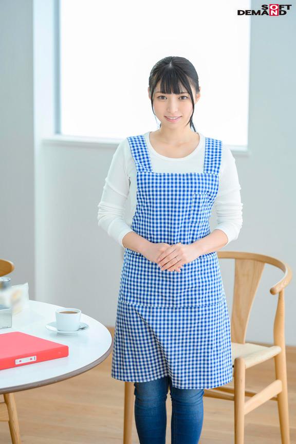 栗田みゆ 28歳 AV DEBUT 画像 1