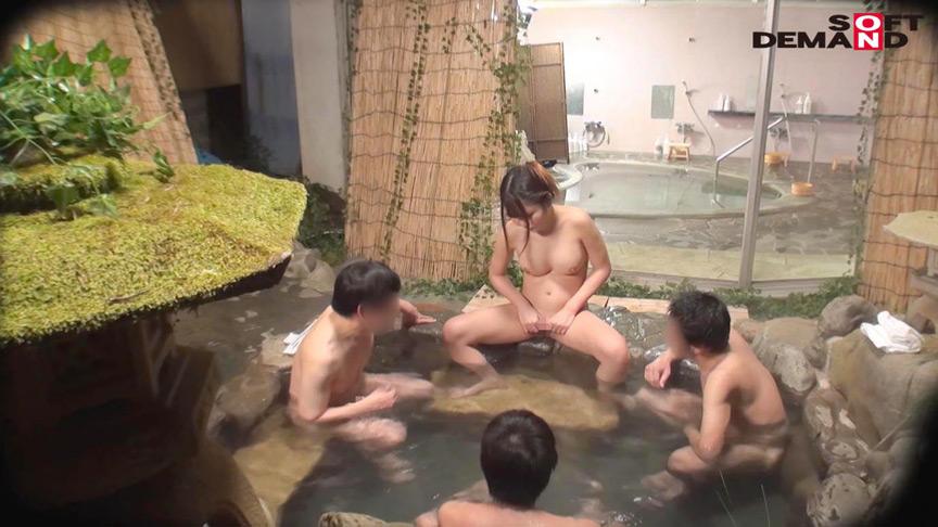 IdolLAB | sodcreate-5821 まいさん(22) タオル一枚 男湯入ってみませんか?