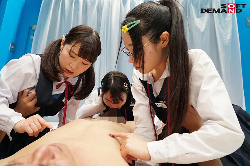IdolLAB | sodcreate-5895 マジックミラー号 田舎から東京にやってきた修学旅行生