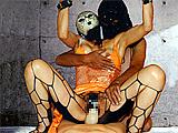 仮面 修羅の淫欲6