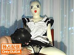 シュルレエル 肉の性処理ラバー人形