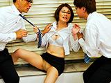 社内飲み会で酔ったソソる女子社員の欲求不満大爆発!! 【DUGA】