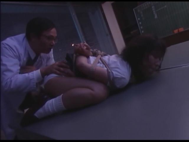 体罰再現フィルム 私はこうして学校がいやになりましたのサンプル画像
