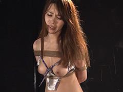 【神山なな動画】恥さらし人妻-嬲り絵物語4-神山なな-SM
