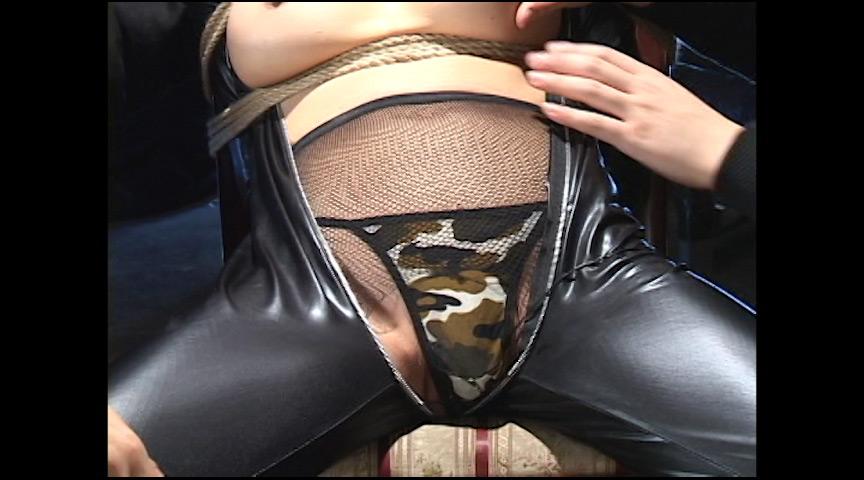 キャットスーツを着た牝奴隷3のサンプル画像