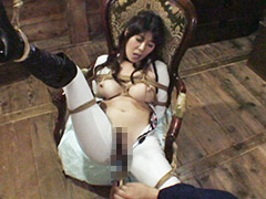 【SM動画】キャットスーツを着た牝奴隷5