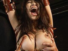 ギンギンに勃起した乳首を箸で摘ままれた女たちのジャケットエロ画像