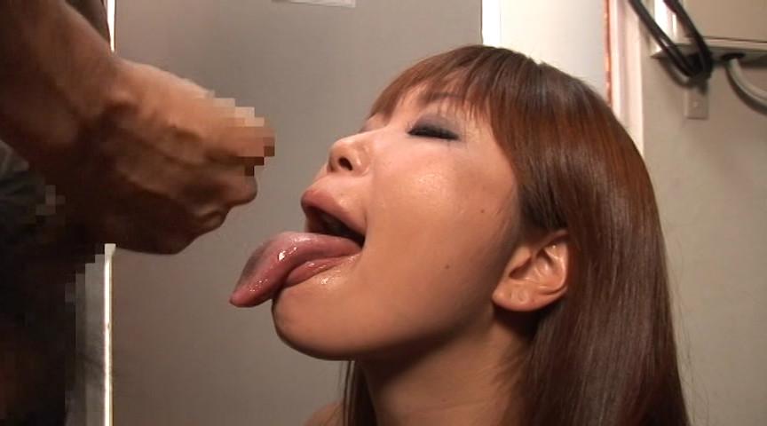 蛇舌! エロフェラ娘の神業ディープ・スロート 星優乃 の画像15