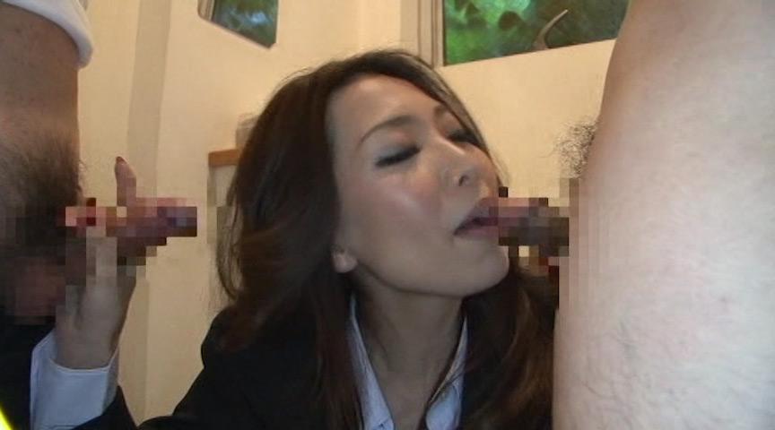 ド新人女優精飲遊戯 スペルマに狂った女 9枚目