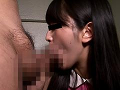フェチ:フェラ散歩 SNSで出会ったほのみちゃん 23歳