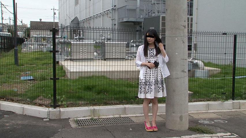 フェラ散歩 SNSで応募してきたN子ちゃん 画像 1