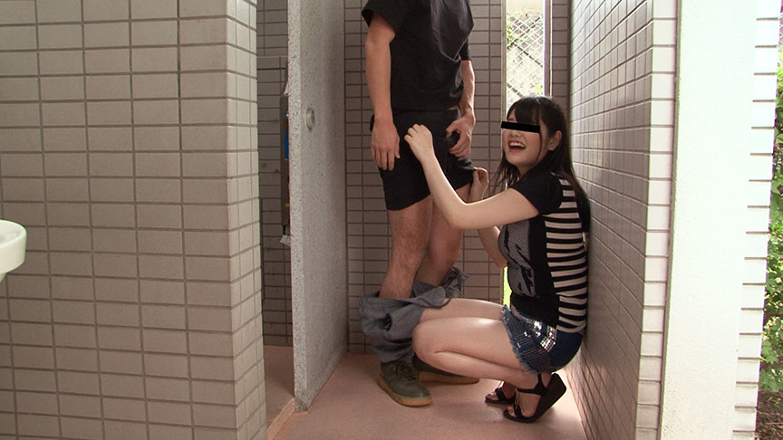 フェラ散歩(SNSで応募してきた学生Kちゃん) 画像 1