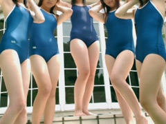 デジタル写真集「スク水パラダイス」