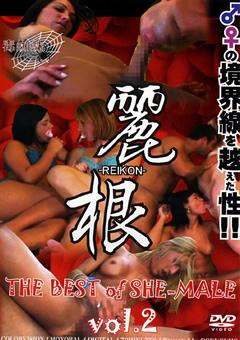 麗根 THE BEST OF SHE-MALE2