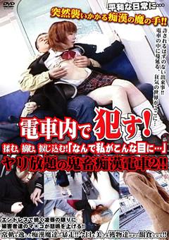 ヤリ放題の鬼畜痴漢電車2!!