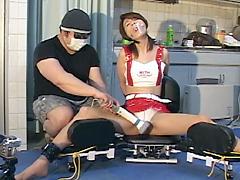 有名レースクイーン くすぐり・電マ・痴女