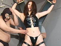 現役女王様 くすぐり・電マ拷問1