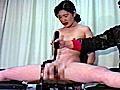 女スパイ拷問 電気マッサージの刑1
