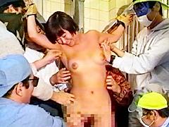 女スパイ拷問 くすぐり笑い地獄の刑30