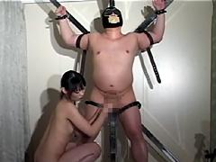 痴女スパイ 強制抜き地獄拷問 射精直後責めの刑1
