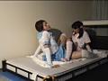完全着衣レズ ~制服縞パン編~のサムネイルエロ画像No.8