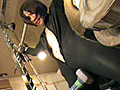 [spy-0306] ボンテージ女王様電マ対決