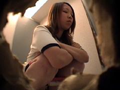 私立有名女子校 体育大会トイレ盗撮 壱
