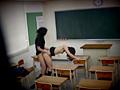 学校内でSEXする性春カップル-1