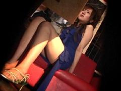 盗撮:盗撮フェティッシュ 歌舞伎町キャバ嬢の生足