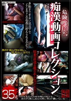 DUGA 危険度120%痴漢動画コレクション