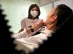 美人歯科医がディープキスしてヌいてくれた衝撃映像  無料エロ動画まとめ|H動画ネット