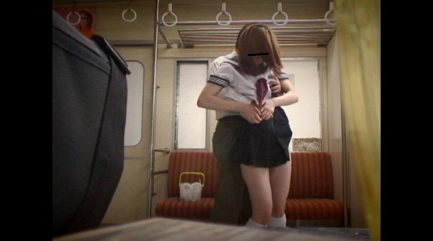 潜入TOKYO風俗 夢の合法公然わいせつ!痴漢電車イメクラのサンプル画像14