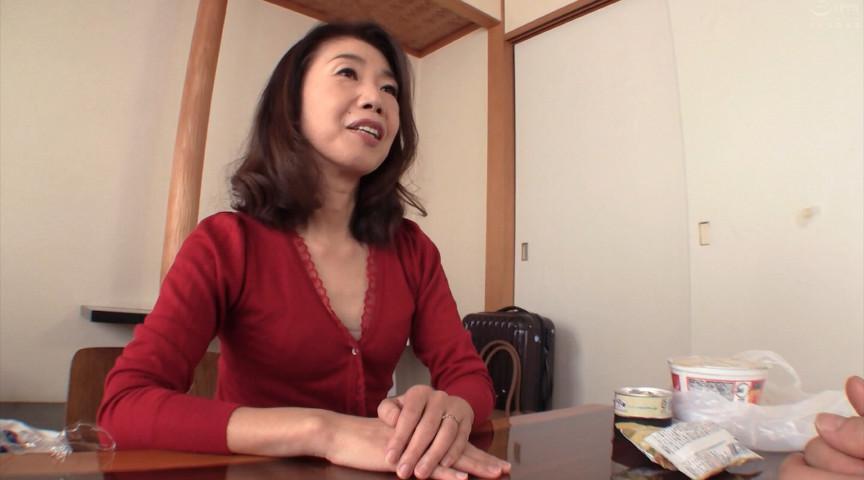 上越から上京した嫁の母が…六十路義母 瀬川志穂 62歳