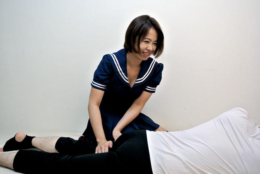 どこまでヤレる!?個室制服リフレのお嬢さん 画像 12