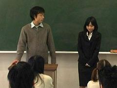 新任女教師 二人だけの教育実習