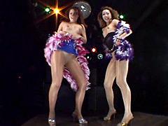 プロフェッショナルダンサー ボディコンステージ
