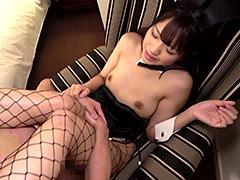 S級BODY美女の生バニーガール 花沢ひまり&赤井えちか