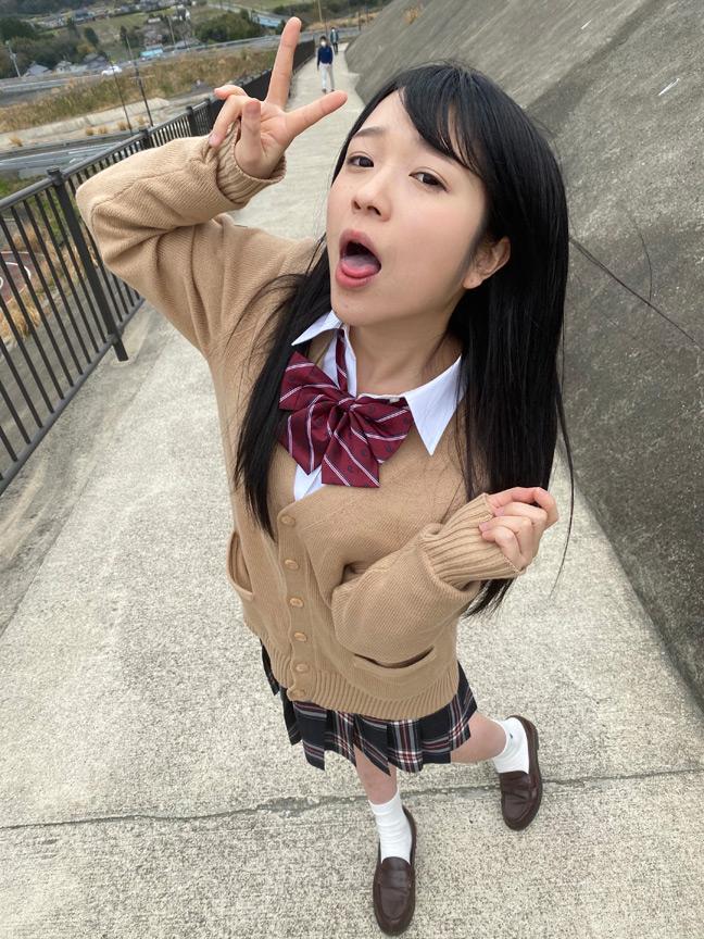 精飲交際 精子大好き黒髪サセ子ちゃんとごっくん密会デート 7枚目