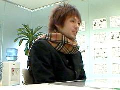 ゲイ・スーパースリー・悪徳不動産●契約者No.2☆純粋無垢な18歳・田辺・super-0084