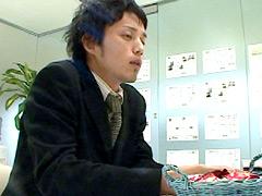 ゲイ・スーパースリー・悪徳不動産●契約者No.3☆エリート証券マン・田中・super-0085
