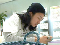 悪徳不動産●契約者No.4☆裏原宿系アパレル店員