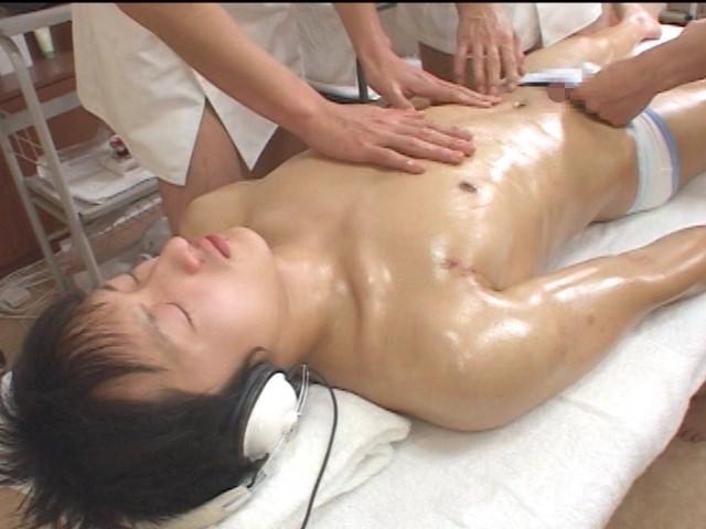 Men'sイかせエステ~体育会系大学生ミキヒサ編~