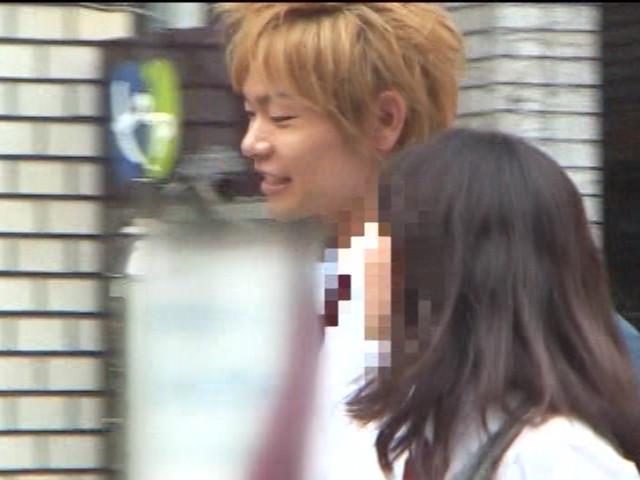 ノンケ痴漢エクスプレス II 金髪デカマラ男子校生編 画像 1